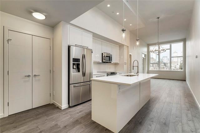 317 22 Avenue SW #413, Calgary, AB T2S 3H6 (#C4214344) :: Tonkinson Real Estate Team
