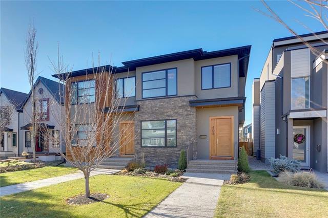 403 16 Street NW, Calgary, AB T2N 2C2 (#C4214412) :: Tonkinson Real Estate Team