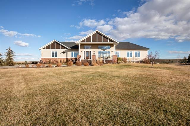60 Ravencrest Drive, Rural Foothills M.D., AB T1S 0E8 (#C4214770) :: Calgary Homefinders