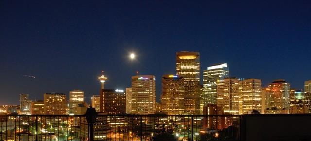 300 Meredith Road NE #802, Calgary, AB T2E 7A8 (#C4215132) :: Your Calgary Real Estate