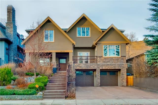 2630 7 Avenue NW, Calgary, AB T2N 0X8 (#C4215447) :: The Cliff Stevenson Group