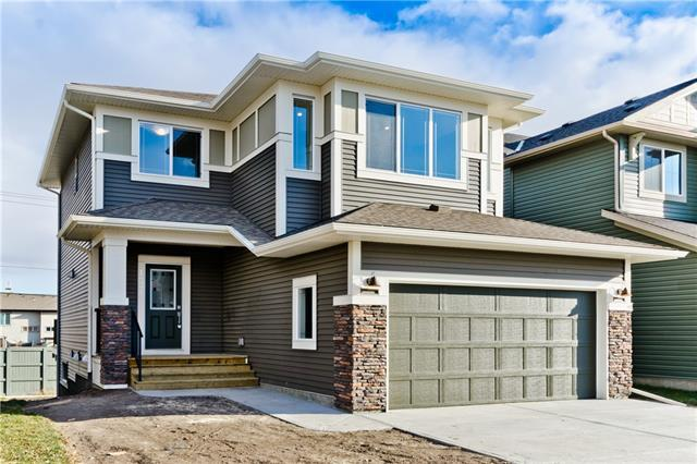 137 Bayside Loop SW, Airdrie, AB T4B 3W7 (#C4215567) :: Your Calgary Real Estate