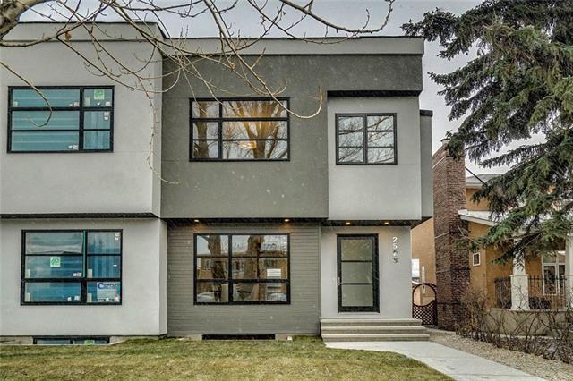 2528 21 Street SW, Calgary, AB T2T 5A8 (#C4215600) :: Tonkinson Real Estate Team
