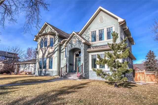 1904 49 Avenue SW, Calgary, AB T2T 2V2 (#C4216292) :: Canmore & Banff