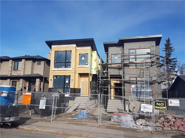 3216 14 Avenue SW, Calgary, AB T3C 0X3 (#C4216293) :: Calgary Homefinders