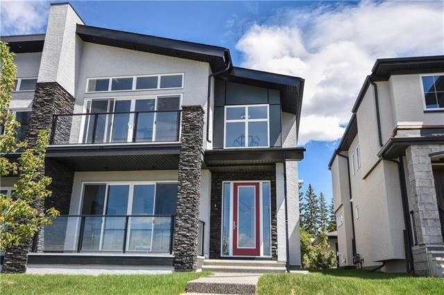 5604 37 Street SW, Calgary, AB T3E 4M6 (#C4216338) :: The Cliff Stevenson Group