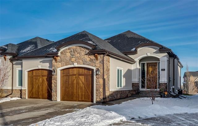 134 Spring Water Close, Heritage Pointe, AB T1S 4H3 (#C4216354) :: Calgary Homefinders