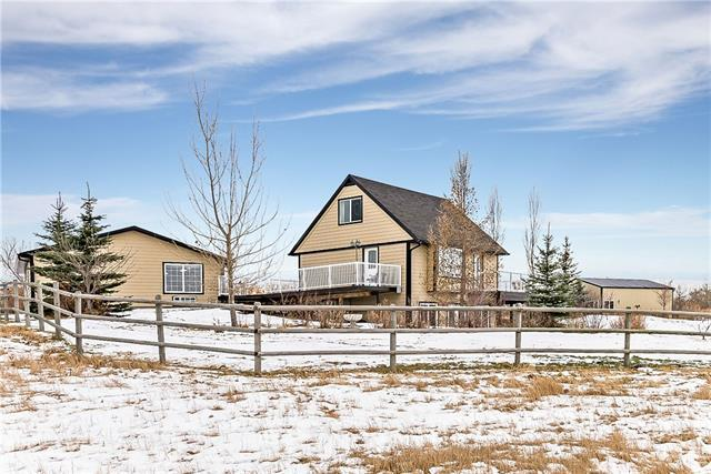 290185 40 Street E, Rural Foothills M.D., AB T1S 1A2 (#C4216405) :: Twin Lane Real Estate