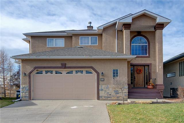 62 Sandstone Ridge Crescent, Okotoks, AB T1S 1P9 (#C4217738) :: Redline Real Estate Group Inc