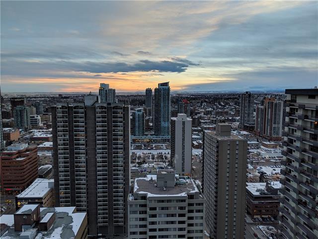 930 6 Avenue SW #3401, Calgary, AB T2P 1J3 (#C4217750) :: Calgary Homefinders