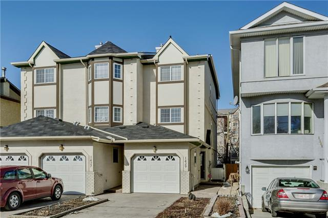 1429 1 Street NE, Calgary, AB T2E 3B7 (#C4217958) :: Redline Real Estate Group Inc