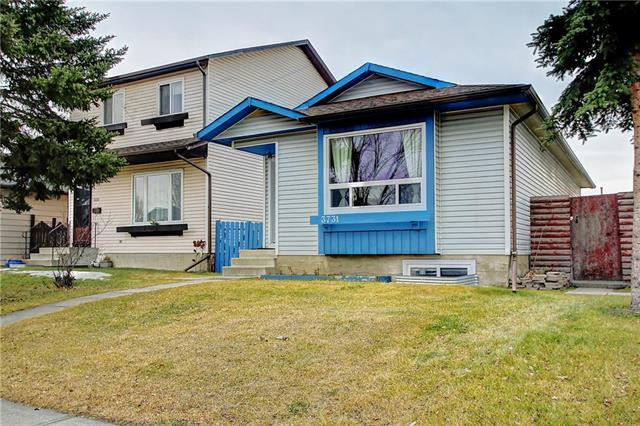 3731 44 Avenue NE, Calgary, AB T1Y 5Z4 (#C4218285) :: Redline Real Estate Group Inc