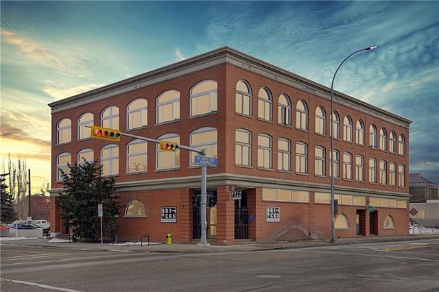 812 8 Street SE #206, Calgary, AB T2G 2Z2 (#C4218486) :: Redline Real Estate Group Inc