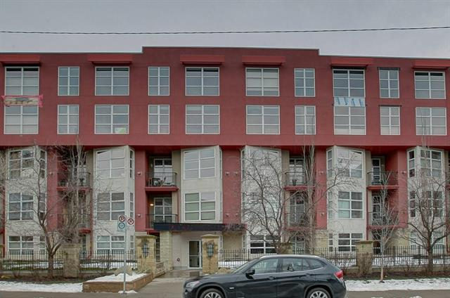 315 24 Avenue SW #116, Calgary, AB T2S 3E7 (#C4218864) :: Redline Real Estate Group Inc