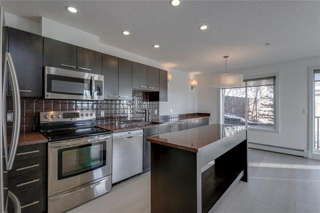 24 Mission Road SW #304, Calgary, AB T2S 3A3 (#C4218995) :: Redline Real Estate Group Inc