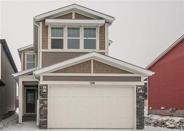 210 Howse Drive NE, Calgary, AB T3P 0X3 (#C4219299) :: Canmore & Banff