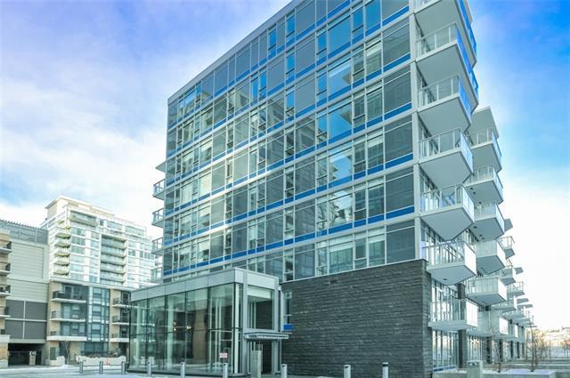 138 Waterfront Court SW #211, Calgary, AB T2P 1L1 (#C4219427) :: Redline Real Estate Group Inc