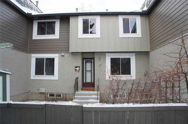 4936 Dalton Drive NW #86, Calgary, AB T3A 2E4 (#C4219442) :: Canmore & Banff