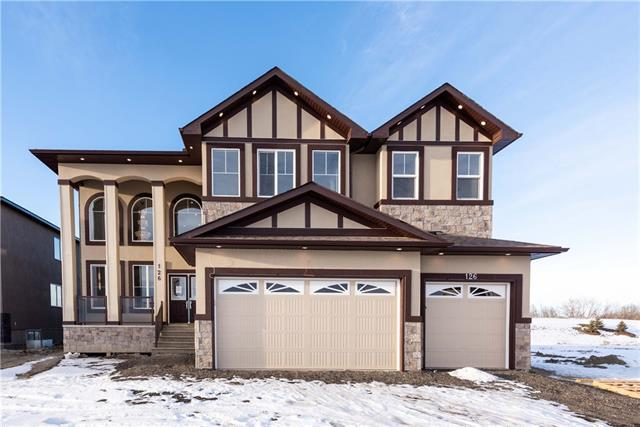 126 Trinity Road, Rural Rocky View County, AB T1Z 0B9 (#C4219621) :: Tonkinson Real Estate Team