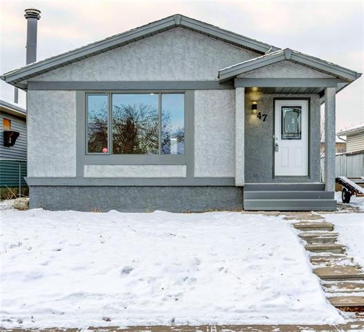 47 Aberdare Crescent NE, Calgary, AB T2A 6T5 (#C4220160) :: Redline Real Estate Group Inc
