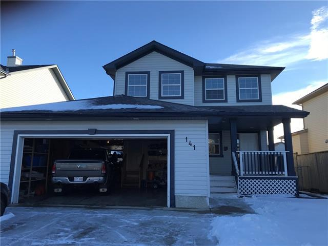 141 West Creek Close, Chestermere, AB T1X 1M3 (#C4220583) :: Calgary Homefinders