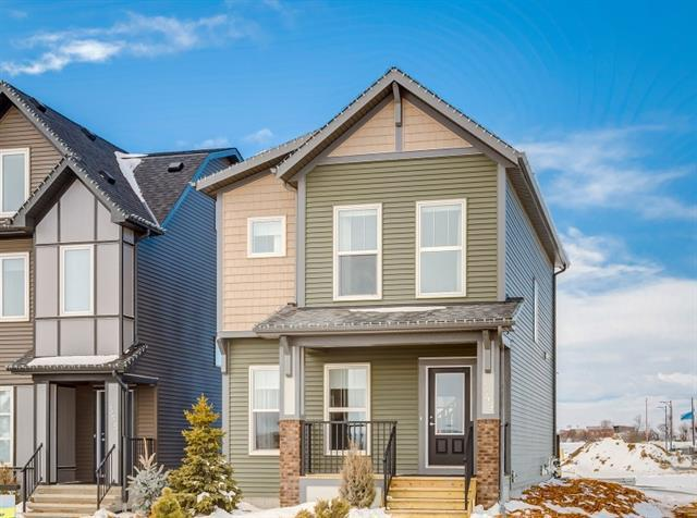 349 Chinook Gate Close, Airdrie, AB T4B 4V4 (#C4220847) :: Redline Real Estate Group Inc