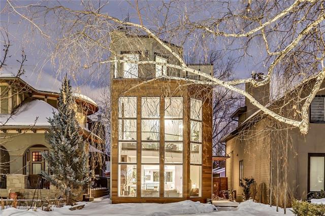 3020 5 Street SW, Calgary, AB T2S 2C4 (#C4221138) :: Redline Real Estate Group Inc