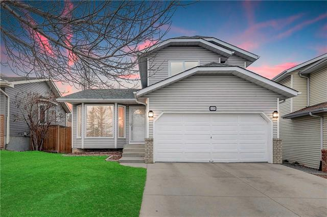 519 Macewan Drive NW, Calgary, AB T3K 3A4 (#C4221177) :: Redline Real Estate Group Inc