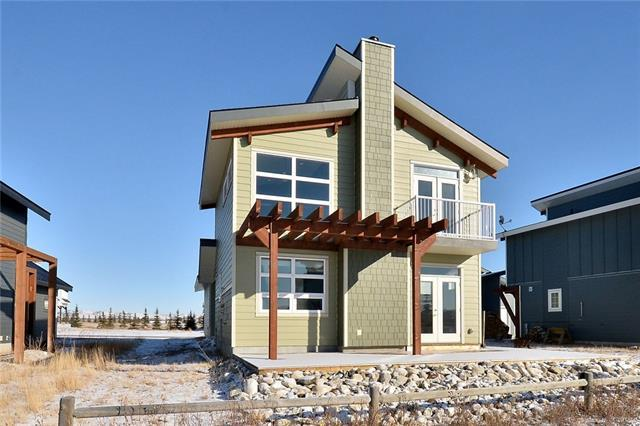 319 Cottage Club Way, Rural Rocky View County, AB T4C 1B1 (#C4221519) :: Redline Real Estate Group Inc