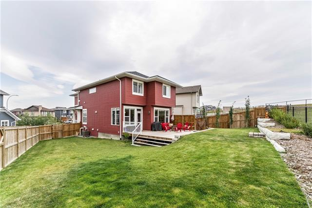 20 Heritage Terrace, Cochrane, AB T4C 0Y3 (#C4221887) :: Redline Real Estate Group Inc