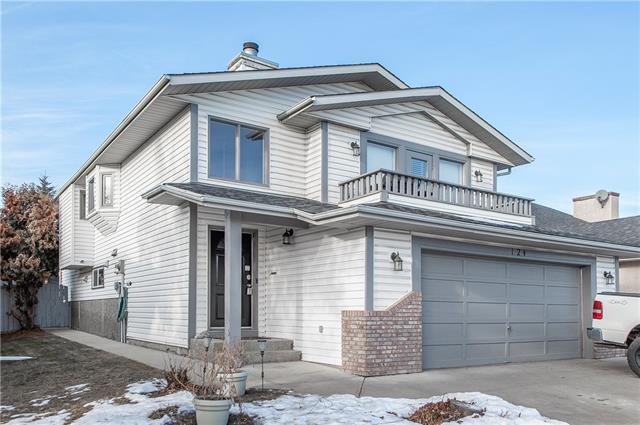 124 Shawbrooke Circle SW, Calgary, AB T2Y 3A1 (#C4221925) :: Canmore & Banff
