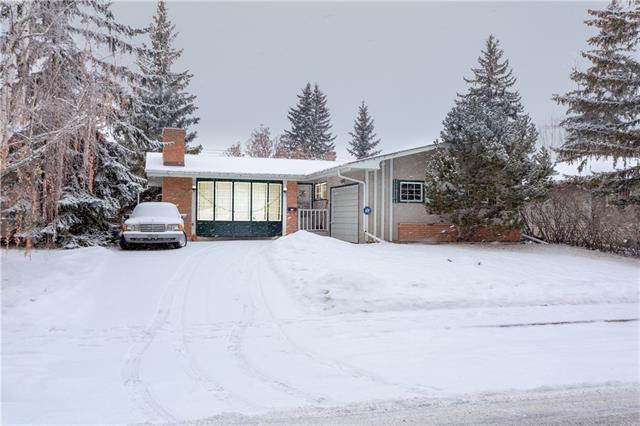 2520 Cherokee Drive NW, Calgary, AB T2L 0X9 (#C4222422) :: The Cliff Stevenson Group