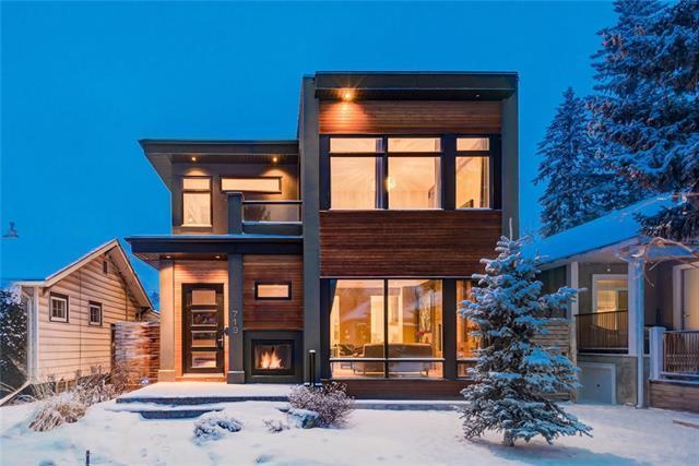 719 4A Street NW, Calgary, AB T2N 1P6 (#C4222499) :: Redline Real Estate Group Inc