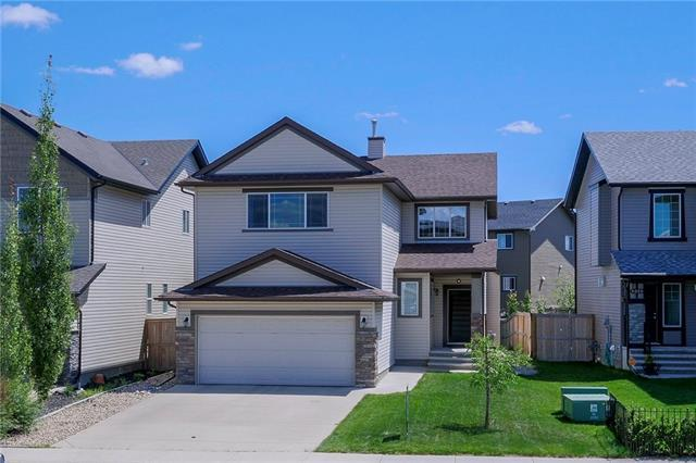 2077 Luxstone Boulevard SW, Airdrie, AB T4B 0H6 (#C4222843) :: Redline Real Estate Group Inc