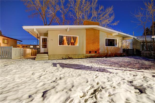 71 & & 73 Cornell Road NW, Calgary, AB T2L 0L4 (#C4222954) :: Redline Real Estate Group Inc