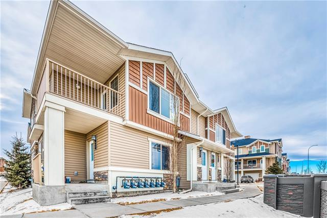 250 Sage Valley Road NW #907, Calgary, AB T3R 1T5 (#C4223563) :: The Cliff Stevenson Group