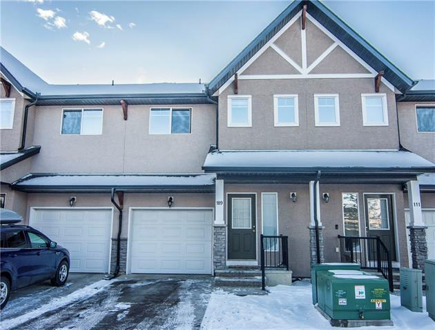 109 Cimarron Vista Gardens, Okotoks, AB T1S 0G4 (#C4223771) :: Calgary Homefinders