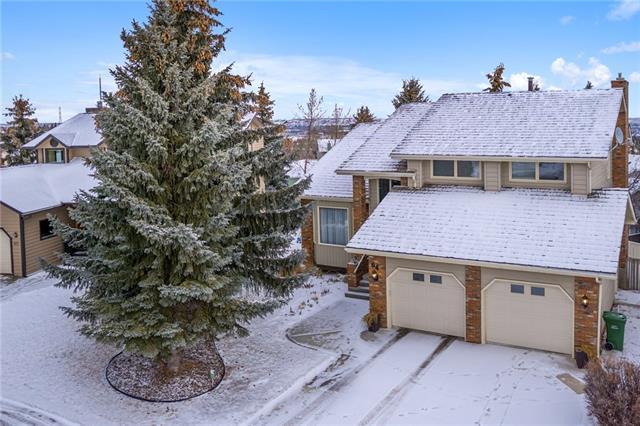 64 Stradbrooke Rise SW, Calgary, AB T3H 1T9 (#C4223878) :: Calgary Homefinders
