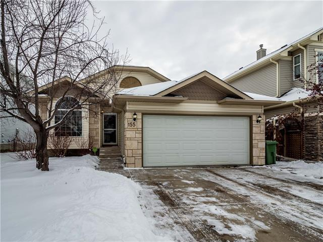 155 West Lakeview Passage, Chestermere, AB T1X 1G8 (#C4223950) :: Calgary Homefinders