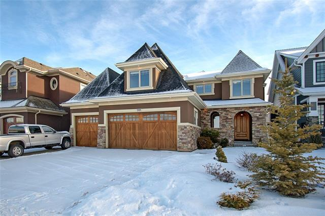 1101 Coopers Drive SW, Airdrie, AB T4B 0Z8 (#C4223973) :: Redline Real Estate Group Inc