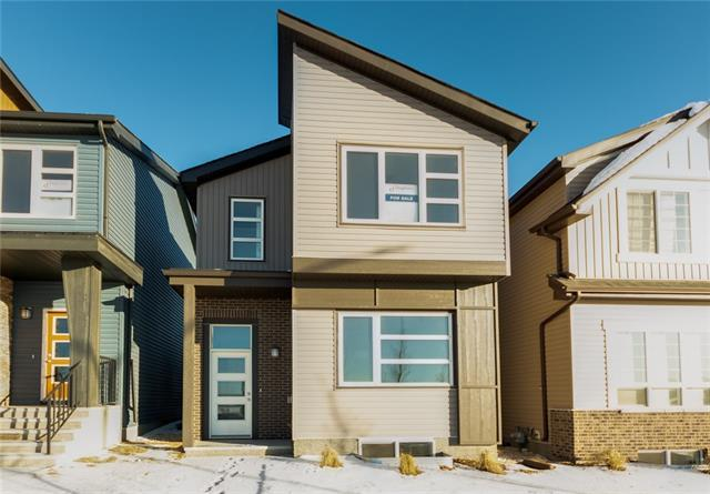 40 Lucas Boulevard NW, Calgary, AB T3P 1H9 (#C4223987) :: Redline Real Estate Group Inc
