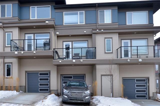 501 River Heights Drive #305, Cochrane, AB T4C 2L3 (#C4224475) :: Redline Real Estate Group Inc