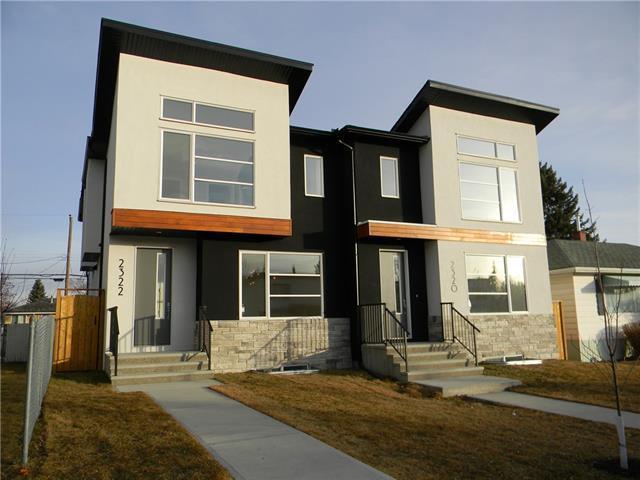 2322 25 Avenue NW, Calgary, AB  (#C4224540) :: Canmore & Banff