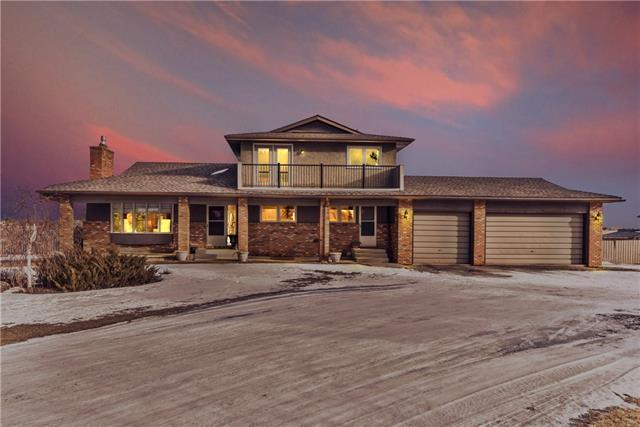 327 Lansdown Estates, Rural Rocky View County, AB T2P 2G7 (#C4224844) :: The Cliff Stevenson Group