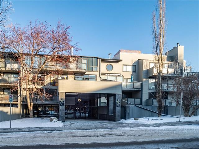 1732 9A Street SW #101, Calgary, AB T2T 3E6 (#C4225309) :: Redline Real Estate Group Inc