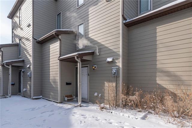107 Grier Terrace NE #4, Calgary, AB T2K 5Y6 (#C4225342) :: Calgary Homefinders