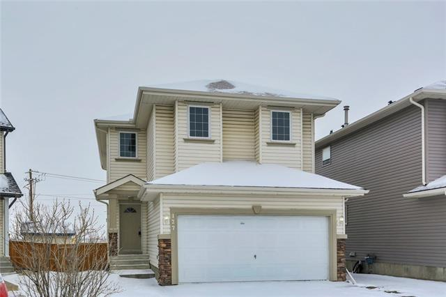 127 Chaparral Ridge Circle SE, Calgary, AB T2X 3K3 (#C4225472) :: The Cliff Stevenson Group