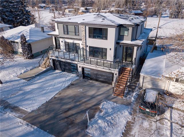 334 Hendon Drive NW, Calgary, AB T2K 1Z5 (#C4225579) :: Redline Real Estate Group Inc