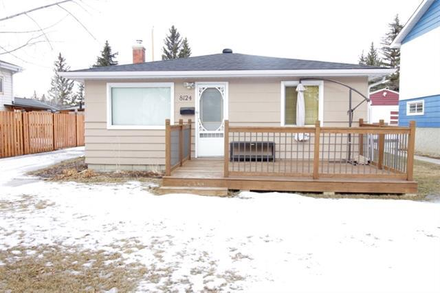 8124 47 Avenue NW, Calgary, AB T3B 1Z5 (#C4225622) :: Redline Real Estate Group Inc