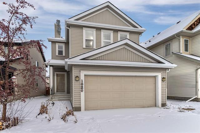 1020 Copperfield Boulevard SE, Calgary, AB T2Z 4X6 (#C4225650) :: Calgary Homefinders